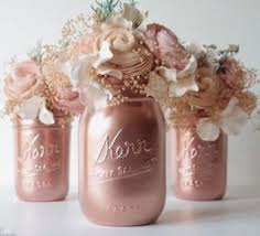 Wedding Ideas For Centerpieces by Best 25 Rose Gold Centerpiece Ideas On Pinterest Blush Wedding