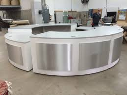 Ada Reception Desk Round Curved Reception Desk Circular Desk Very Modern U0026 Cool