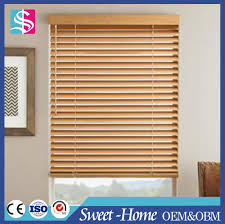 fancy external wooden venetian blinds machine for home decor buy