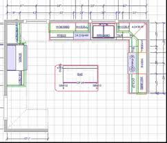 kitchen floor plan design tool kitchen design ideas u shaped kitchen with island floor plans