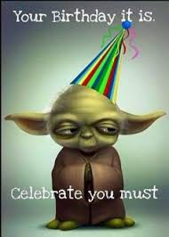 Star Wars Birthday Memes - fork be with you handcrafted greeting card tarjetas pinterest