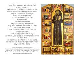 a thanksgiving day prayer st francis of assisi u2013 a prayer for the week u2013 godspacelight