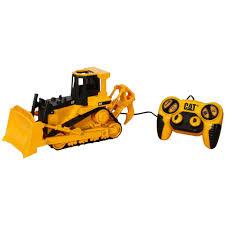 cat job site machines l u0026s remote control vehicle bulldozer
