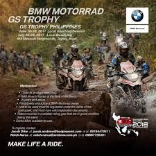motocross gear philippines bmw gs trophy philippine qualifying set on july 28 motorcycle