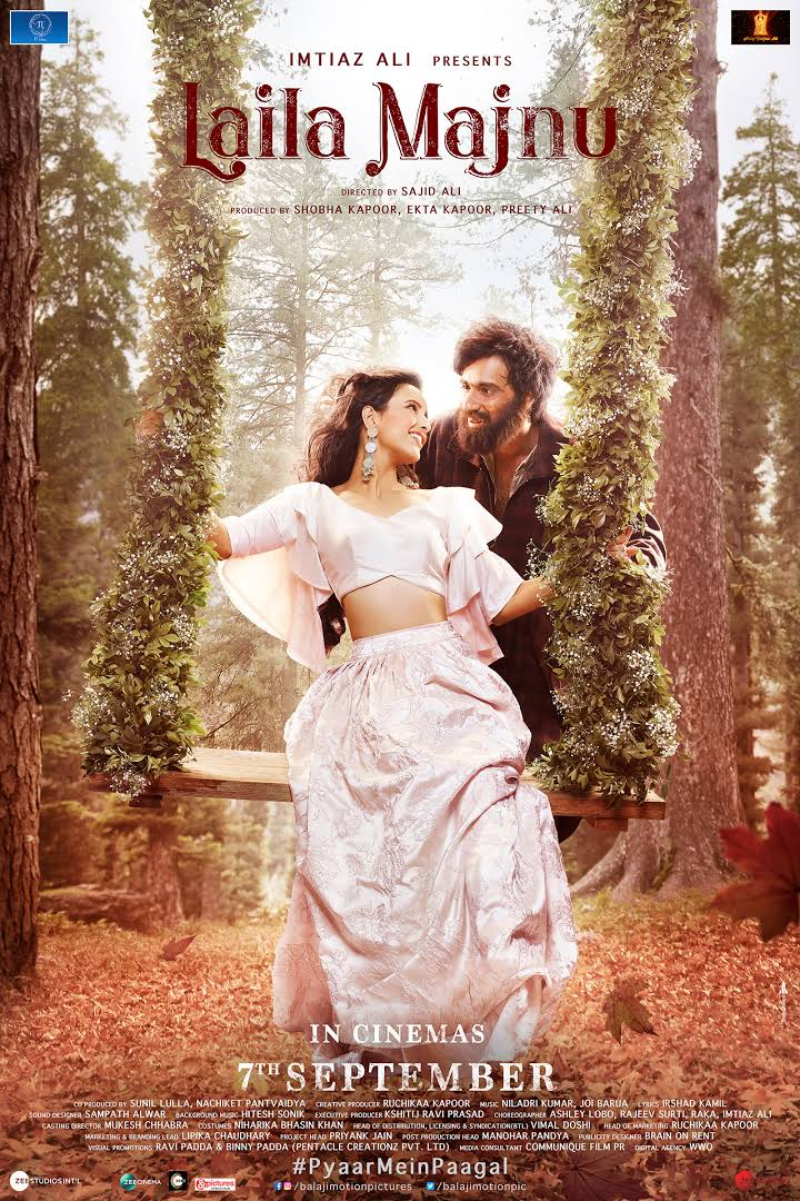 Laila Majnu 2018 Hindi Full Movie 720p