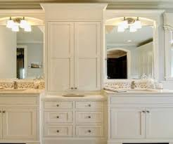Linen Tower Cabinets Bathroom - bathrooms design linen towers cabinets wonderful bathroom tower