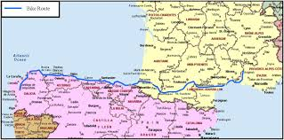 Calais France Map by Spain And France Map Recana Masana