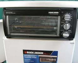 Toaster Oven Spacemaker Black Decker Spacemaker Toaster Oven Under Cabinet Save Counter