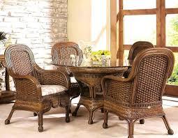 morocccan wicker u0026 rattan dining furniture kozy kingdom