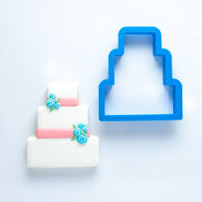 Wedding Cake Cookies Wedding Cake Cookie Cutter Frosted Co