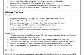 resume entry level objective accounting resume objective best resumes