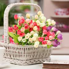 decorative flowers for home great decorative flowers for home