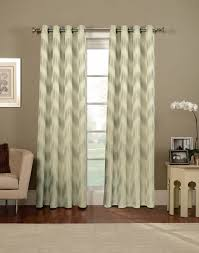 Chevron Style Curtains Cool 108 Drapes With Ikat Chevron Grommet Curtain Panel