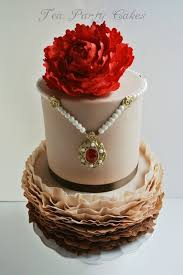 ruby cioccolato amore by tea party cakes cakesdecor com cake