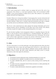 professional project proposal template examples