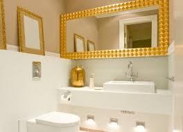 Gold Bathroom Ideas Gold And White Bathroom Ideas
