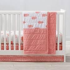 Crib Bedding Pattern Pig Crib Bedding And Quilt