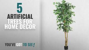 top 10 artificial trees for home decor 2018 nearly 5209