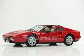 ferrari coupe sold ferrari 328 gts u0027targa u0027 coupe auctions lot 77 shannons