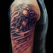 half sleeve tattoo designs full tattoo