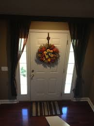 Front Door Window Covering Ideas by Curtains As Privacy For Side Windows On The Front Door Dream
