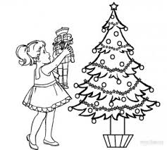 printable nutcracker coloring pages kids cool2bkids 975
