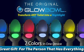 toilet light toilet bowl light is a colorful move charlotte observer
