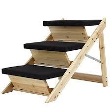 portable pet ramp animal steps folding 2 in 1 pet ramp u0026 stairs