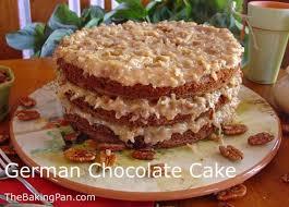 german chocolate cake recipe thebakingpan com