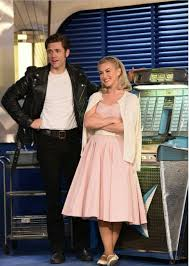 Sandy Danny Grease Halloween Costumes 71 Parade Floats Images 50s Costume Costume