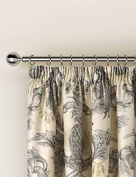 Curtains Printed Designs Otis Parrot Print Curtains Printed Curtains Room Decor And