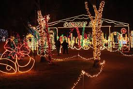pyramid hill christmas lights 10 of the best places to spend christmas in texas