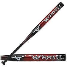 composite bats for softball new mizuno wrath extended 34 27 slowpitch softball