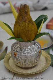 varalakshmi vratham u0026 navrathri kalasam jodanai decoration and