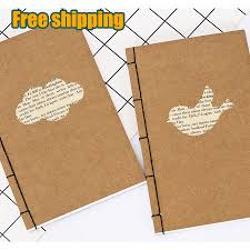 simple high quality retro sketch paper blank notebook sketch