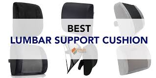best lumbar support cushion reviews and buying guide