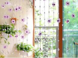 Diy Hanging Room Divider Hanging Beaded Room Dividers House Decorations