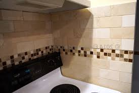 design natural stone backsplash backsplash ideas for small
