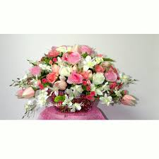 Silk Flower Arrangements For Office - silk flower arrangements artificial flower arrangement singapore