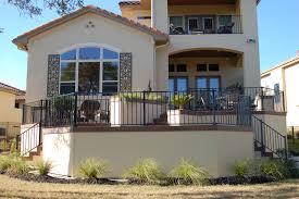 3 story decks austin decks pergolas covered patios porches more