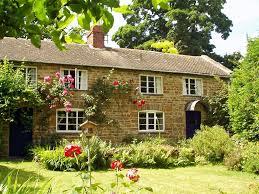 cotswolds cottage blue row cottage charming world cottage on fringe of