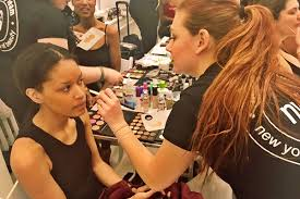 makeup artist in new york makeup trends from new york fashion week new york institute of