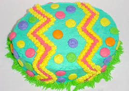 Easter Cake Decorations Easter Egg Cake Lovetoknow