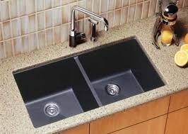 Cheap Kitchen Sinks Black Black Stainless Steel Kitchen Sink Visionexchange Co