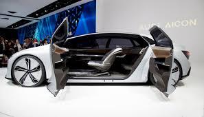 kereta mewah kereta konsep audi boleh berfikir dengan sendiri careta