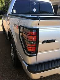 2012 ford f150 tail lights tail light guards anyone ford f150 forum community of ford