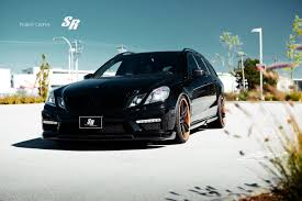 bagged mercedes e class sr auto group u0027s mercedes benz e63 amg u201cproject cyphur