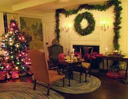 Home Decorated For Christmas by Three Centuries Of Christmas At Webb Deane Stevens Houses