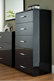 Bedroom Furniture Ready Assembled Bari White Gloss Bedroom Furniture Centerfordemocracy Org
