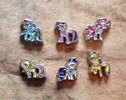 my pony earrings my pony charm etsy